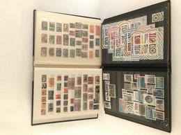Italia, Collezione Italia Montata Su 8 Album A Listelli. - Collections