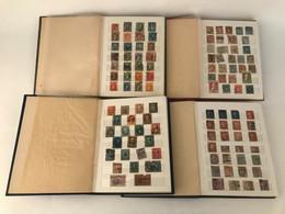 Tutto Il Mondo, Collezione Di Tutto Il Mondo Montata Su 37 Album A Listelli. - Verzamelingen (in Albums)