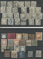 Italia, Piccolo Accumulo Dagli A.S.I. Al Regno D'Italia, Notate Discrete Presenze Di A.S.I. - Collections