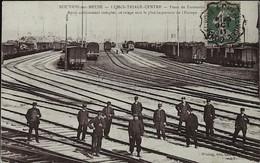 NOUVION Sur  MEUSE-- LUMES  - TRIAGE - CENTRE - Poste De Formation - Altri Comuni