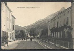 FAUBOURG DU TEMPLE - Luc-en-Diois