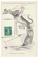 CASSAN - Les Aventures D'une Tigresse à Marseille - 5 - La Revanche De La Sardine - Autres Illustrateurs