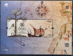 2018 - Portugal - MNH - 600 Years Discovery Of Madeira - Souvenir Sheet Of 1 Stamp - FACE VALUE - Unused Stamps