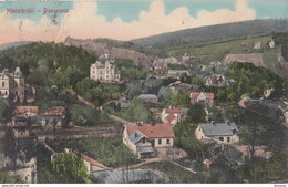 AK - HINTERBRÜHL - Ortsansicht 1914 - Mödling