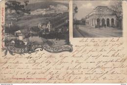AK - Litho - NÖ - Gruss Aus HINTERBRÜHL 1901 - Mödling