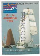 Sail'95 Amsterdam. Voiliers Et Trois-mâts, Groupe De Cygnes - Other