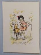 2 Illustrations De Germaine Bouret - Other
