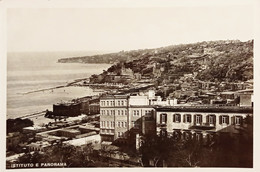 Cartolina - Istituto Maria Ausiliatrice - Panorama - Napoli - 1941 Ca. - Napoli