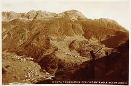 Cartolina - Veduta Panoramica Dell'incantevole Valmalenco - 1950 Ca. - Sondrio