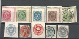 54017 ) Collection Denmark - Verzamelingen