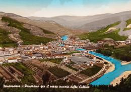 Cartolina - Pontassieve - Panorama Tra Il Verde Incanto Delle Colline - 1958 - Firenze