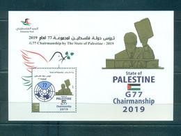 Palestine 2019-G-77 Chairmanship M/S #1 - Palestina