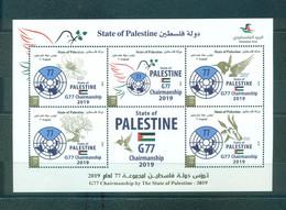 Palestine 2019-G-77 Chairmanship M/S #2 - Palestina