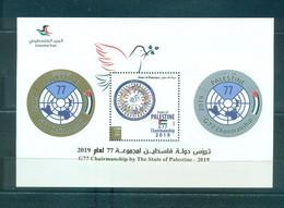 Palestine 2019-G-77 Chairmanship M/S #3 - Palestina