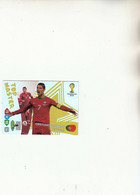 Panini Fifa World Cup Brazil Adrenalyn XL 2014 Top Master Cristiano Ronaldo - Other Playing Cards