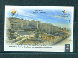 Palestine 2019-An-Najah National University Nablus M/S - Palestina