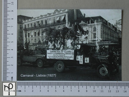 PORTUGAL - CARNAVAL -  LISBOA -   2 SCANS  - (Nº44986) - Lisboa