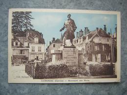 LUBERSAC - MONUMENT AUX MORTS - Altri Comuni