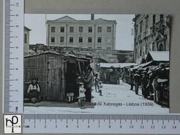 PORTUGAL - MERCADO DE XABREGAS -  LISBOA -   2 SCANS  - (Nº44994) - Lisboa