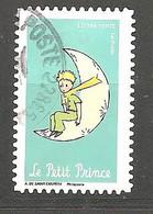 FRANCE 2021 Y T N ° 1??? Oblitéré CACHET ROND Le Petit Prince - Autoadesivi