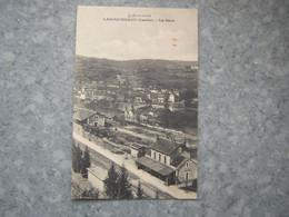 LAROQUEBROU - LA GARE - Altri Comuni