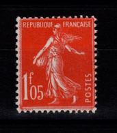 YV 195 N** Semeuse Cote 21,50 Euros - Nuovi