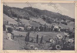 CARTOLINA  LA SANTONA M.1160,MODENA,EMILIA ROMAGNA,STAZIONE CLIMATICA ESTIVA E INVERNALE,BELLA ITALIA,VIAGGIATA 1941 - Modena