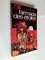 MARABOUT S.F. N° 491    L'ARMADA DES ETOILES  Avant Que Le Soleil N'explose… James BLISH   1974 Be++ - Marabout SF