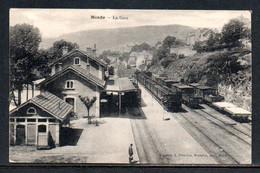 48-Mende, La Gare - Mende