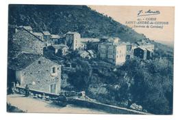 SAINT ANDRE DE COTONE (HAUTE CORSE) - ENVIRONS DE CERVIONE - Andere Gemeenten