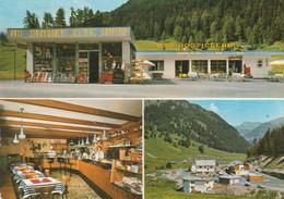 TRENTO - PASSO RESIA - CHIOSCO KLOSK - ALMA.......1A - Trento