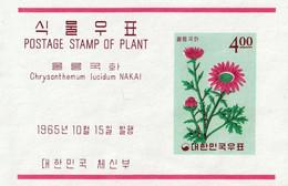 COREE DU SUD - Fleurs - Y&T BF 85-88 - 1965 - MNH - Korea, South