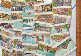 Points Collection Image Jeu Gratuit Concours Magasins EGE éGé Trésor De France 1972 / 30 Images - Other