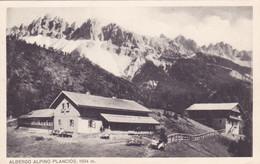2601/ Albergo Alpino Plancios - Andere Städte