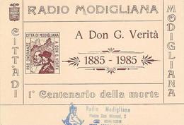 Radio Modigliana - Centenario Della Morte Di Don G. Verità - H7723 - Radio