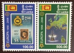 Sri Lanka 2006 Europa MNH - Sri Lanka (Ceylon) (1948-...)