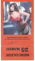 Biglietto Invito - Cona Ferrara - Debora Caprioglio - H7724 - Tickets - Vouchers