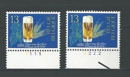Zegel 2230 ** Postfris Met Plaatnummers 1-2 - 1981-1990