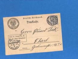 Allemagne Reich 1903 Carte Postale De Charlottenburg  (G3346) - Lettres & Documents