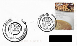 SPAIN. FDC. GASTRONOMY. COCIDO MADRILEÑO. 2021 - FDC