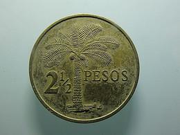 Guiné-Bissau 2 1/2 Pesos 1977 - Guinea-Bissau