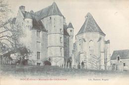 61 ORNE Manoir De Courboyer à NOCE Carte Précurseur - Autres Communes