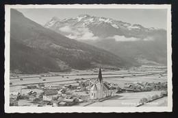 """Österreich 1946, Postkarte Ansichtskarte """"Bramberg"""" Zell Am See - 1945-60 Cartas"""