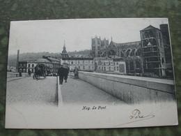 HUY - LE PONT 1906 - Huy