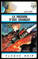 """""""LA MISSION D'ENO GRANGER"""" De J. & D. LE MAY - Ed. FN Anticipation N° 416 - 1970. - Fleuve Noir"""