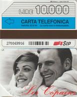 826/ Italy; P233. Italia , Les Copains, 10.000, 30.6.94, Mantegazza - Pubbliche Tematiche