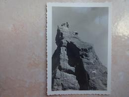 Petite Photo Sport Escalade Alpinisme Aout 1951 - Sports