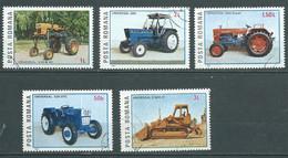 Roumanie , 5 Timbres Oblitérés Année 1985  - Au 10101 - Usati