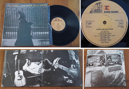 """RARE French LP 33t RPM (12"""") NEIL YOUNG """"After The Gold Rush"""" (Gatefold P/s, 1971) - Rock"""