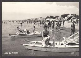 070944/ JESOLO LIDO, Spiaggia - Autres Villes